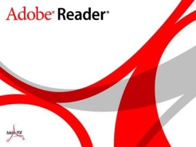 برنامج Adobe Reader لقراءة الكتب الالكترونية