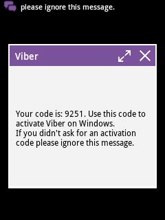 Viber Code